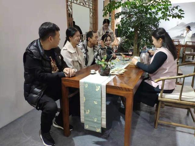 2019中国国际茶文化博览会台州展开幕