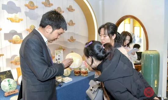 普洱茶投资集团建设消费信用信心体系 推进普洱茶产业发展