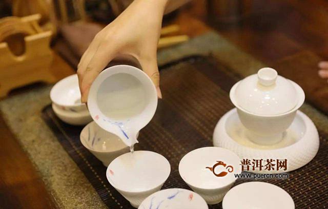 白牡丹茶饼的冲泡方法
