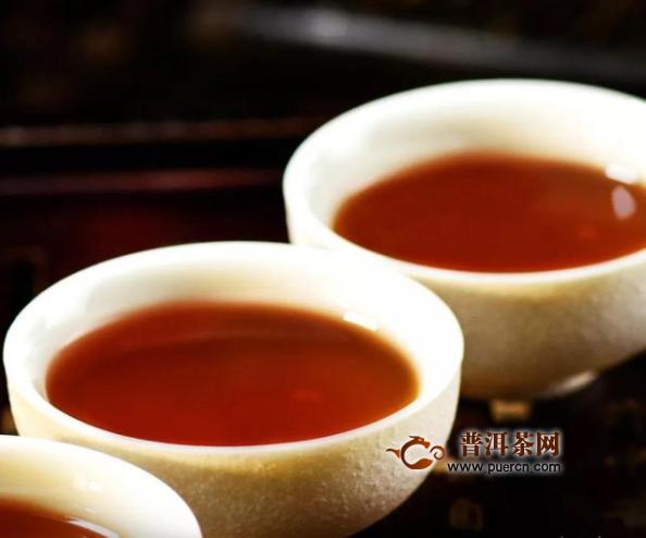 冬至过后喝普洱茶老茶头是极好的!