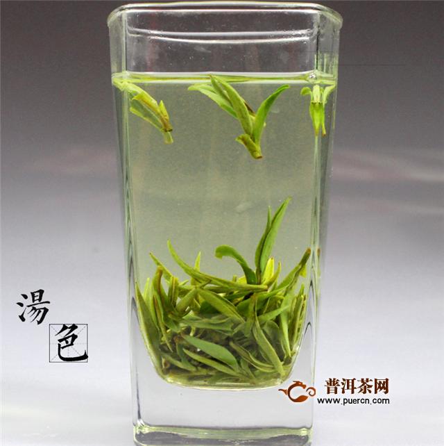 烘青绿茶的功效