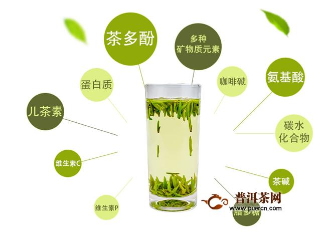 喝烘青绿茶的好处