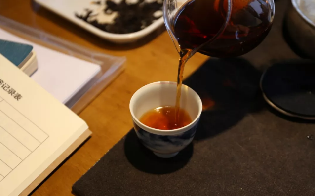 发酵度的概念适合煎牛排,但真的不适合发熟茶呀!