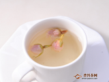 喝玫瑰花茶放几个最好?