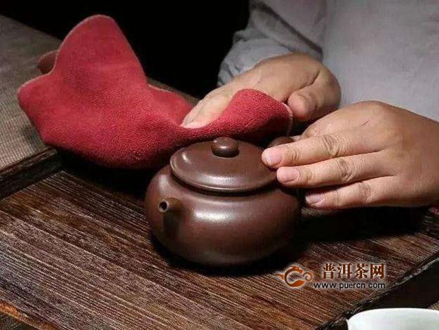 紫砂壶泡茶后如何清洗