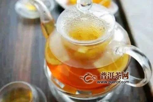 寒冷的冬日喝茶也要有创意