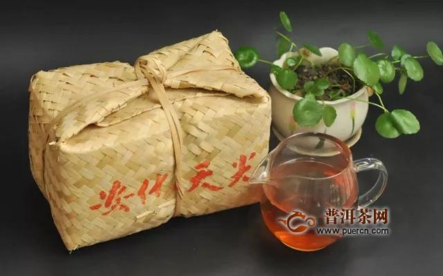 2019中国六大茶类茶企品牌排行榜