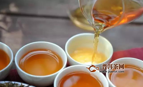 一百个人喝普洱茶,会有一百种味道