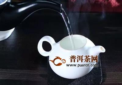 茶与水的遇见是美好的