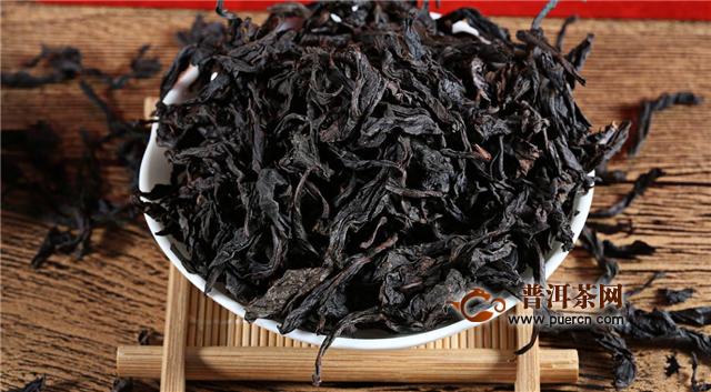 成品茶肉桂和大红袍有什么样的特点