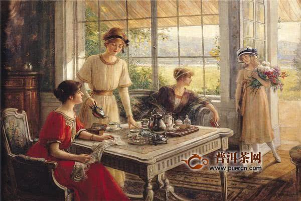改变世界史的中国茶