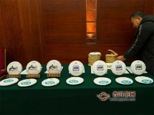 再推4个名山品牌,普洱市名山普洱茶企业诚信联盟向纵深发展