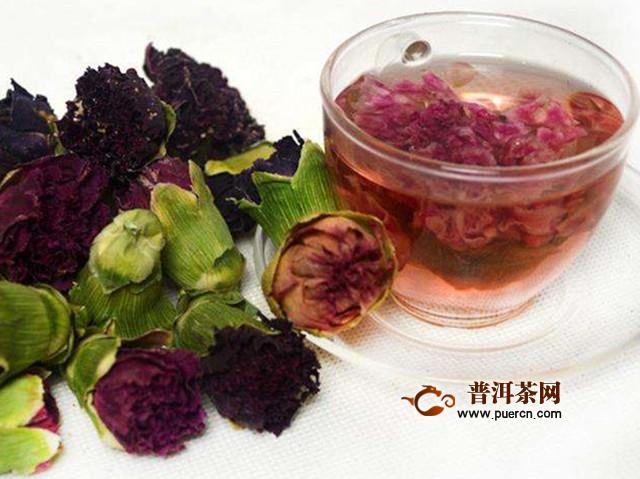 康乃馨泡茶有什么功效
