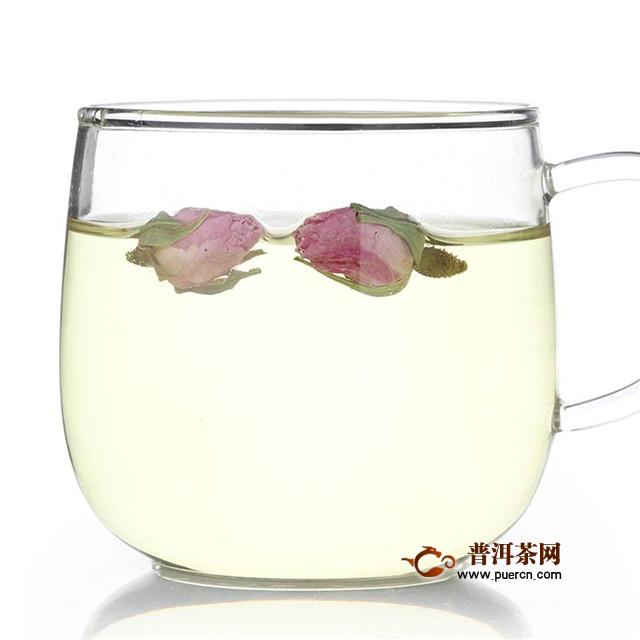 女人喝玫瑰花茶有啥好处?