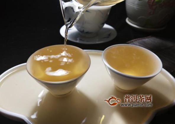 论如何从口感判断普洱茶好坏