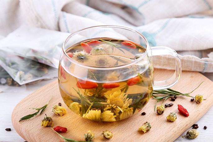 菊花茶能和枸杞一起喝吗