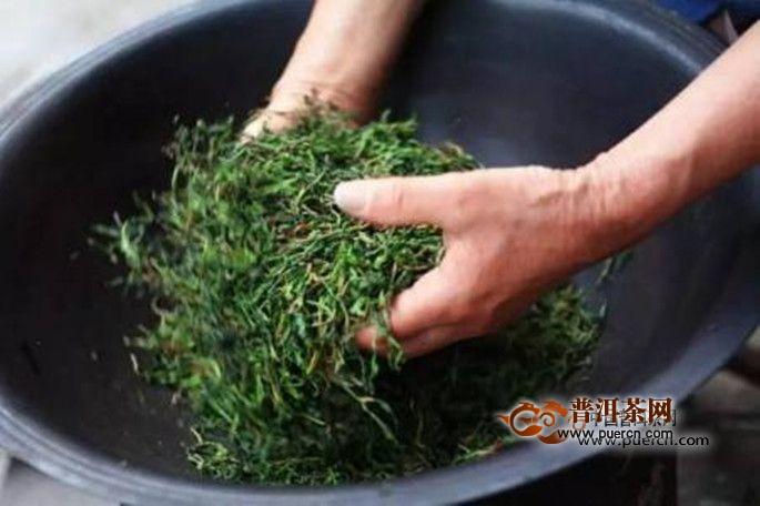 古丈毛尖茶的制作技艺