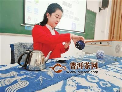 陈琼玖:想把学生手上的可乐换成中国茶
