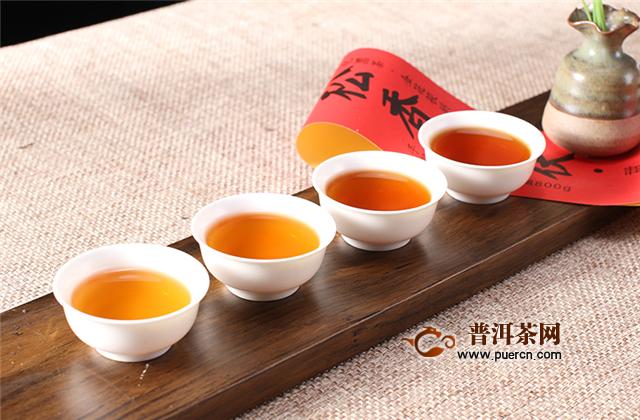 金茯茶有什么功效?