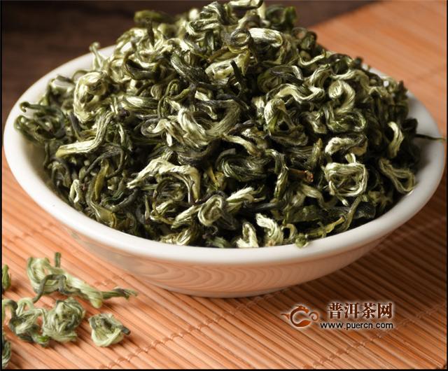茉莉碧螺春属于什么茶