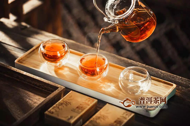 中茶茶之素:尽品人生百味