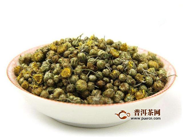 菊花茶的功效与作用,夏季喝菊花茶有9大好处!