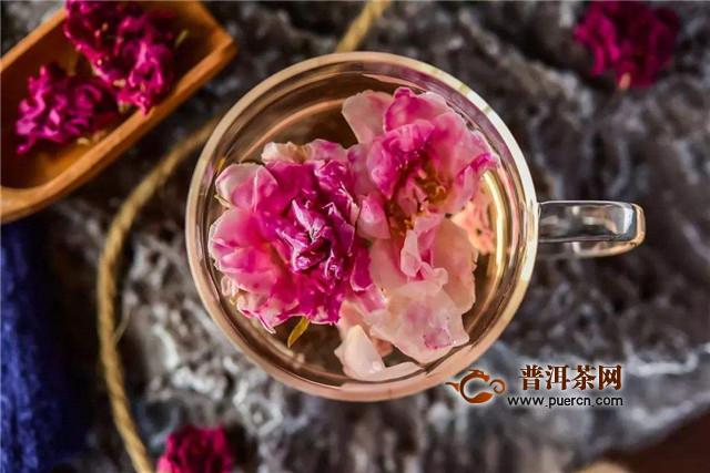 玫瑰花茶怎么泡开花?玫瑰花茶的正确泡法
