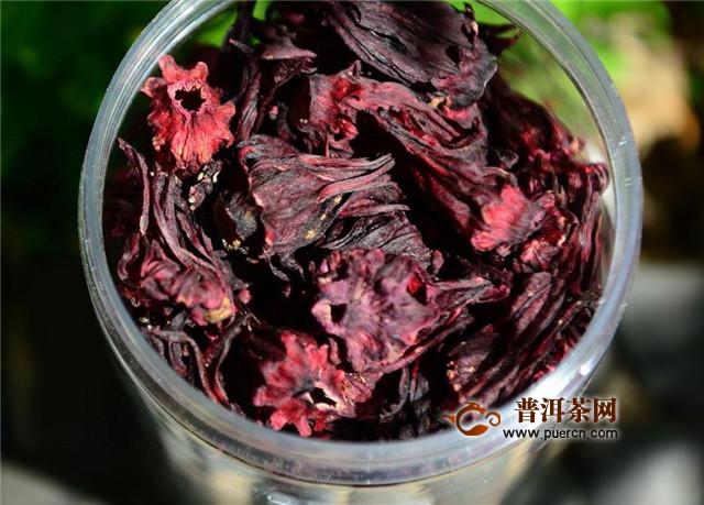 玫瑰茄花茶多种搭配,6种搭配值得收藏!