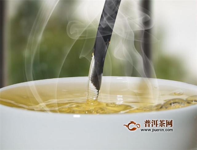 铁观音泡茶的八个步骤
