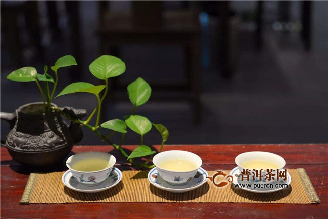 安溪铁观音的茶艺步骤