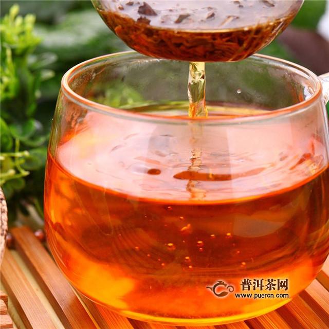 女性喝什么红茶比较好