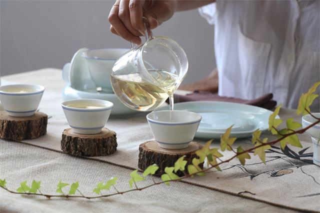 极简主义下的茶艺美学