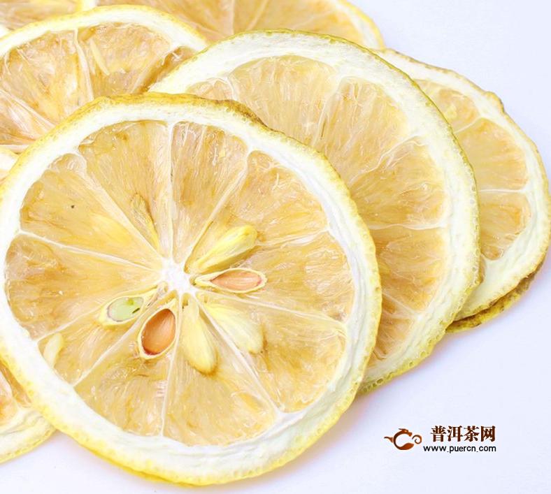 干柠檬片怎么泡水喝