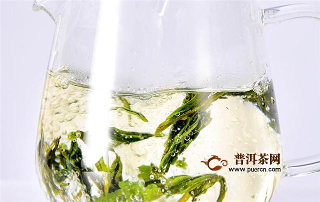 绿茶功效,这样喝能预防静脉曲张!
