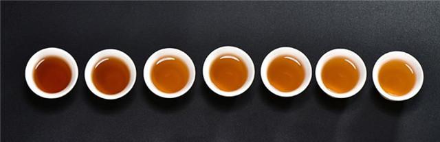 喝黑茶的七大禁忌
