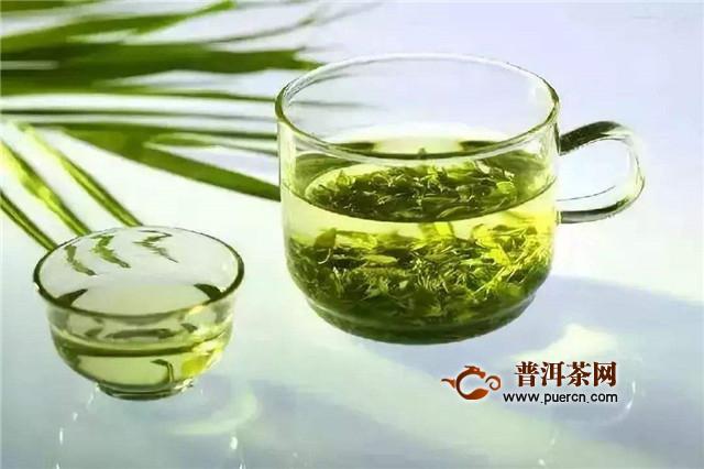 绿茶搭配各种茶的好处