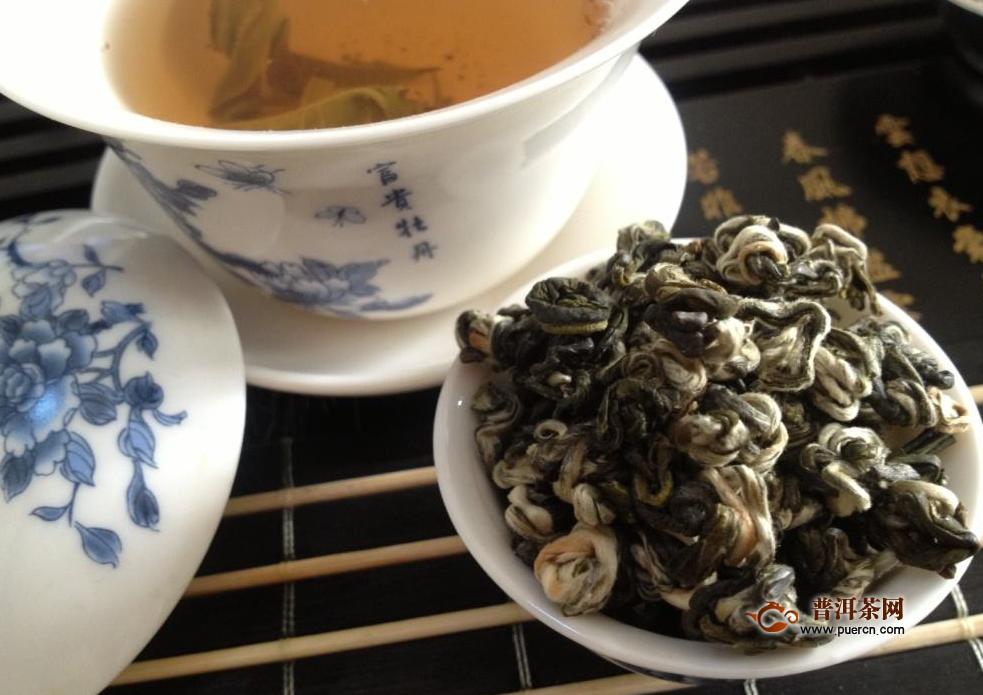 滇红碧螺春属于什么茶