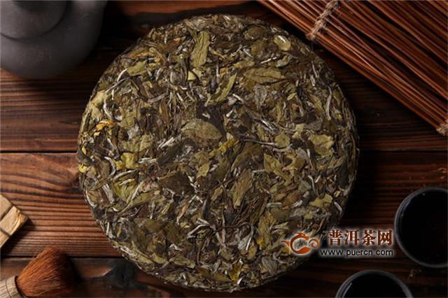 白牡丹茶饼能放几年