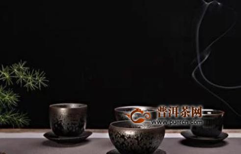 五颜六色的建盏用以喝茶安全吗?