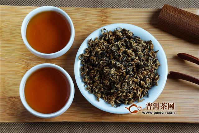大吉岭红茶什么味道