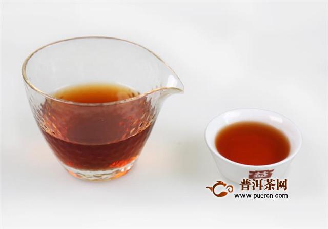 白茶和普洱茶的功效