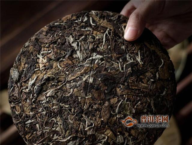 白茶和普洱茶