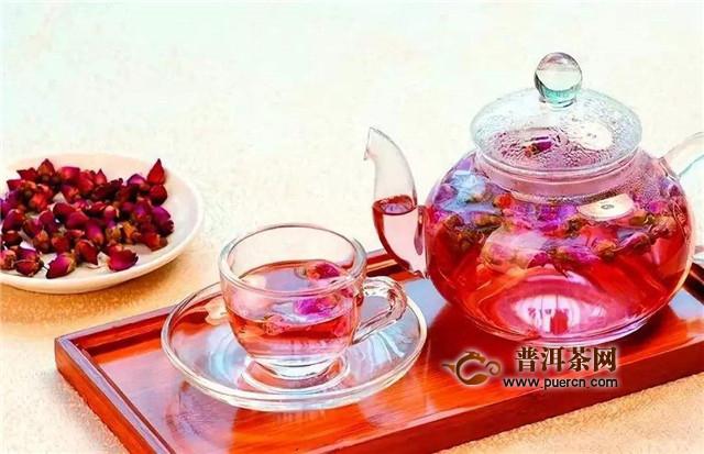 红茶配玫瑰有什么功效?