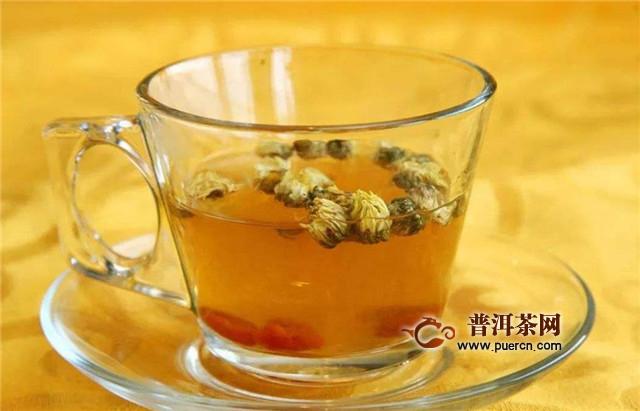 红茶加菊花有什么好处