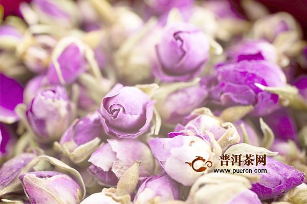滇红玫瑰花茶功效与作用