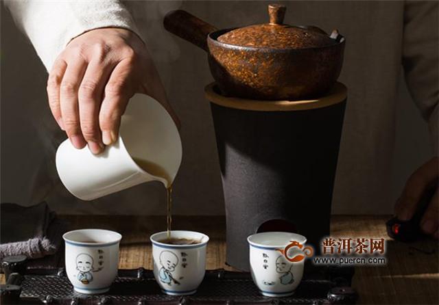 白茶煮多久