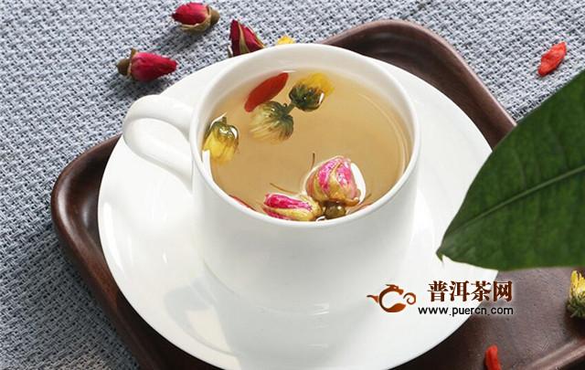春天喝什么花茶