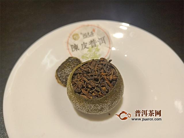 """这个冬天有点甜,来""""泡""""我吧 :2017年润元昌小青柑普洱茶试用报告"""