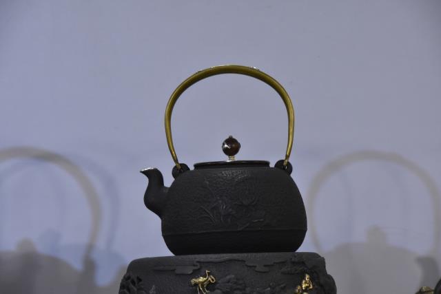 中国茶道:和、静、怡、真