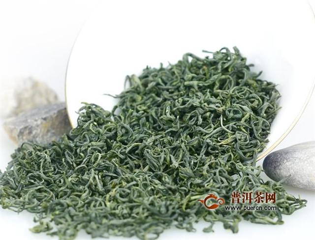绿茶制作原理:利用高温杀青钝化了酶的活性